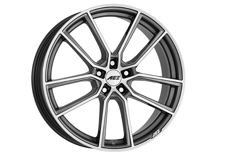 AEZ Raise gunmetal/polished 17""