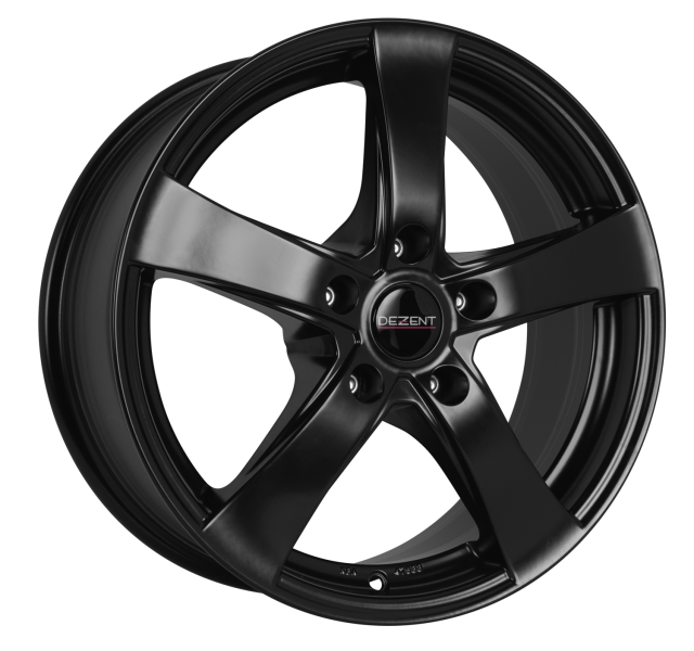 Dezent RE dark Black matt 14""