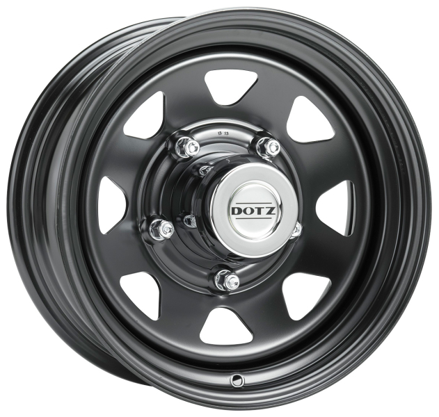 DOTZ 4X4 Dakar dark Black 15""