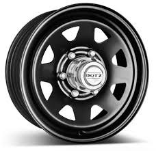 DOTZ 4X4 Pharao dark Black 15""