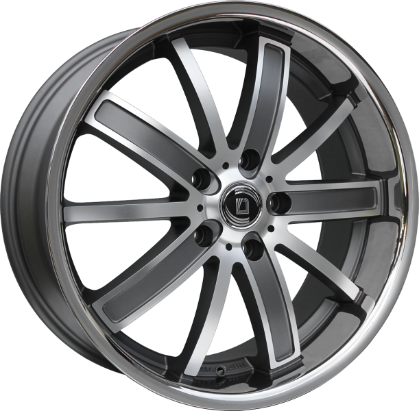 Diewe Sogno Platin machined 18""