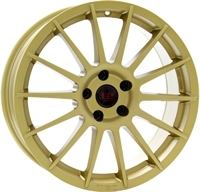 TEC by ASA As2 Gold GOLD 17""