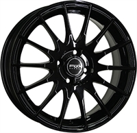 Fox Racing FX4 Gloss Black BLACK 14""