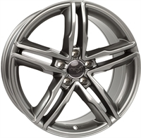 Wheelworld Wh11 Daytona Grey DAYTONA GREY 17""