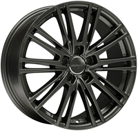Wheelworld Wh18 Dark Gunmetal DARK GUNMETAL 17""