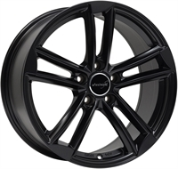 Wheelworld Wh27 Black Matt MATT BLACK 18""
