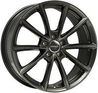 Wheelworld Wh28 Dark Gunmetal DARK GUNMETAL 17""