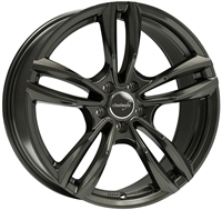 Wheelworld Wh29 Dark Gunmetal DARK GUNMETAL 18""