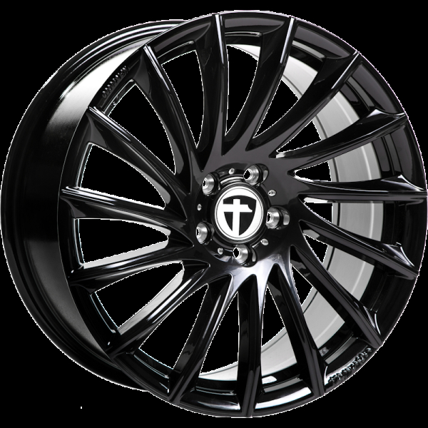 Tomason TN16 black painted 17""
