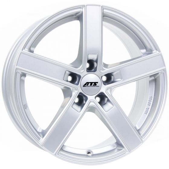 ATS Emotion polar-silber 17""