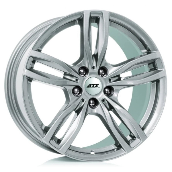 ATS Evolution polar-silber 16""