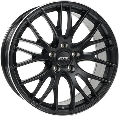 ATS Perfektion racing-schwarz Hornp 17""