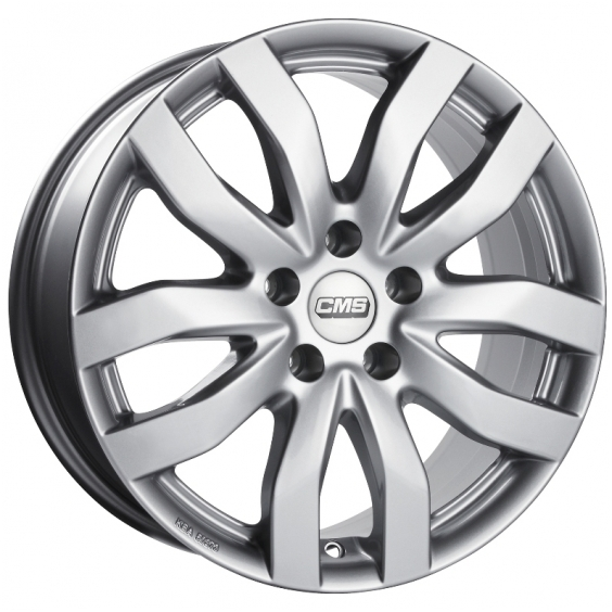 CMS C22 Racing Silver 16""