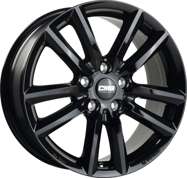 CMS C27 Complete Black Gloss 16""