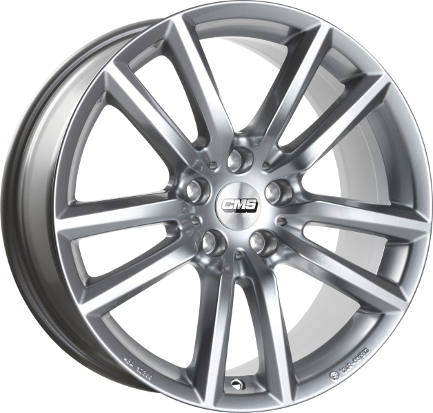 CMS C27 Racing Silver 16""
