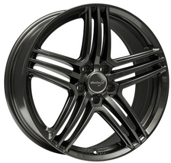 Wheelworld WH12 Dark Gunmetal lackiert 18""