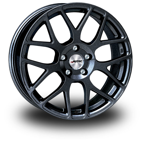 Autec Hexano BLACK METALLIC 16""