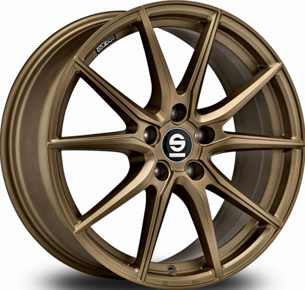 Sparco DRS Bronze RALLY BRONZE 18""