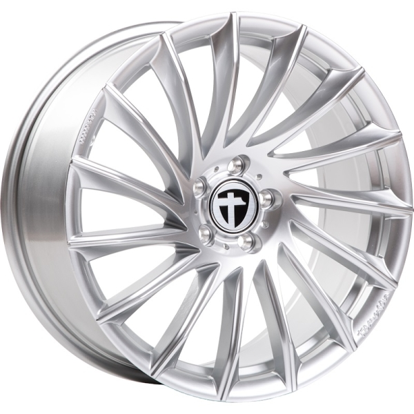 Tomason TN16 Bright Silver 17""