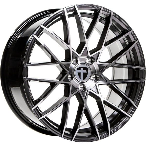 Tomason TN19 Dark Hyper black polished 19""