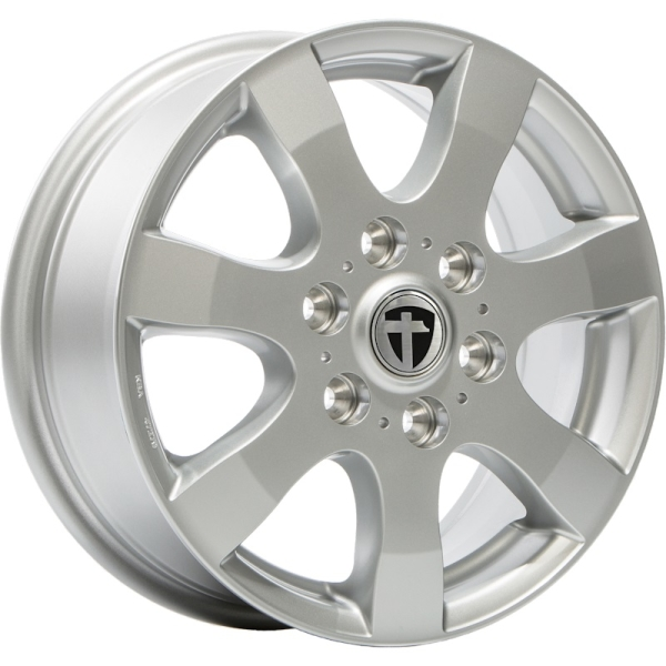 Tomason TN3F Silver painted 16""