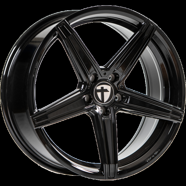 Tomason TN20 Black painted 18""
