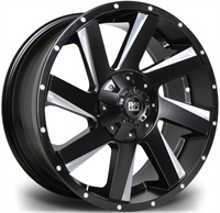 RIVIERA XTREME RX100 BLACK POLISHED 17""
