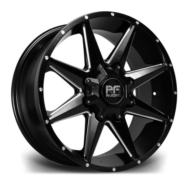RIVIERA XTREME RX200 BLACK POLISHED 20""