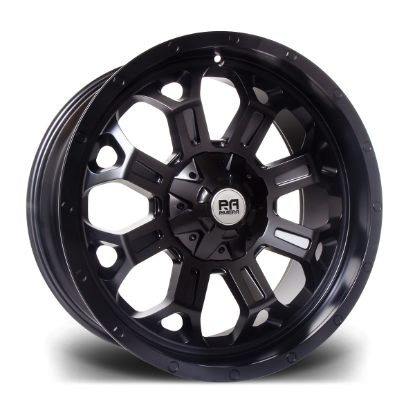 RIVIERA XTREME RX900 BLACK POLISHED 20""