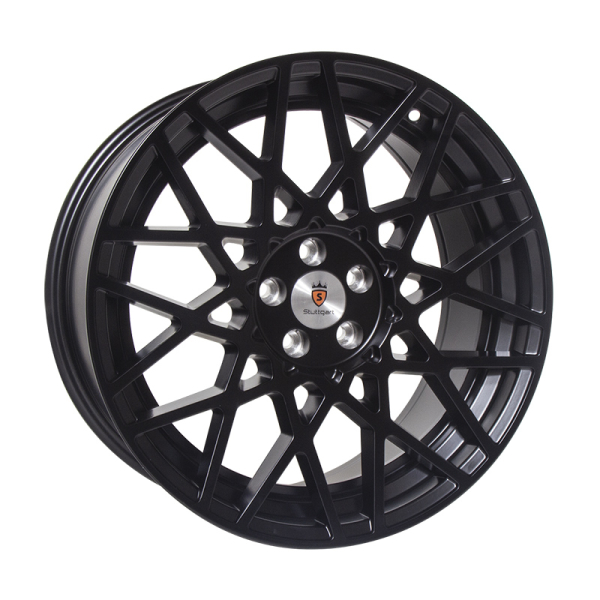Stuttgart ST10 SATIN BLACK 18""