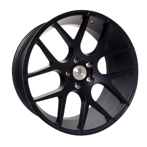 Stuttgart ST25 SATIN BLACK 20""